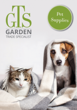 Dog and cat under blanket on garden trade specialist latest pet supplies magazine