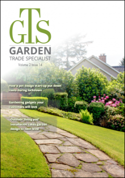 Garden trade Specialist issue 14 front cover